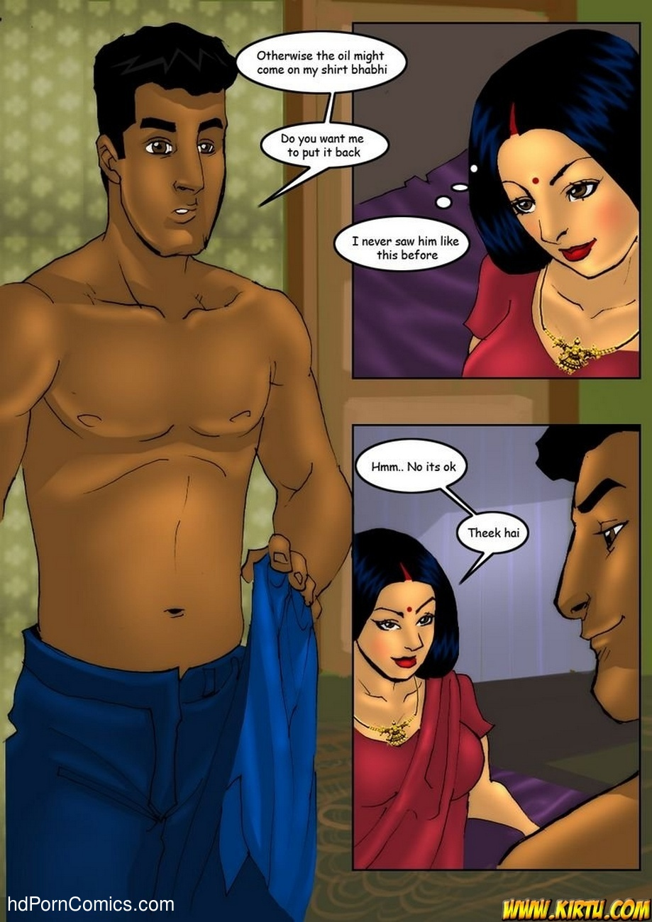 Savita Bhabhi 5 - Servant Boy 13 free sex comic