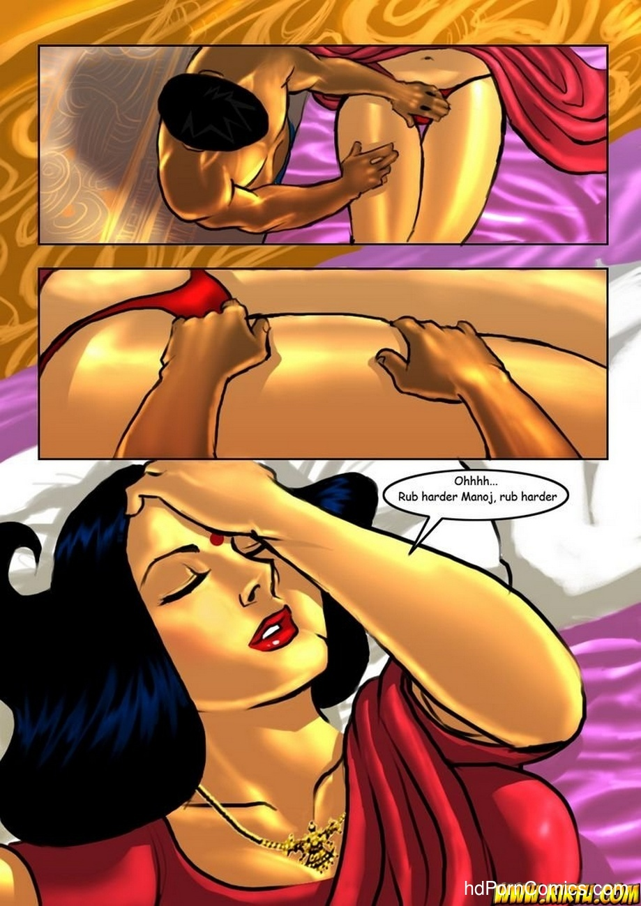 Savita Bhabhi 5 - Servant Boy 16 free sex comic