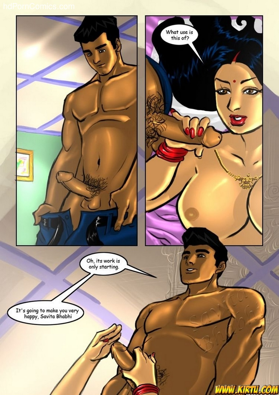 Savita Bhabhi 5 - Servant Boy 23 free sex comic