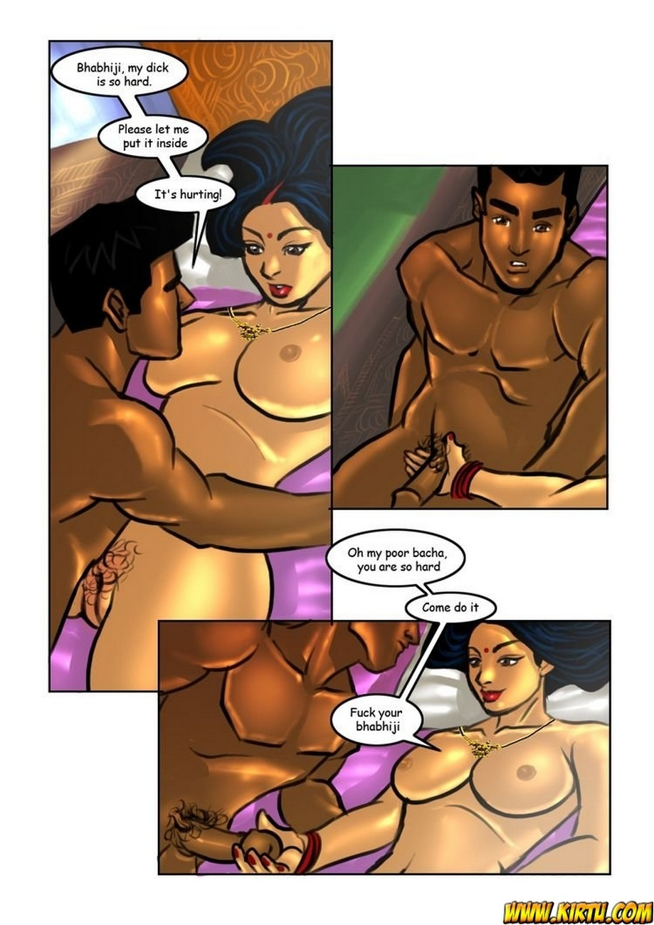 Savita Bhabhi 5 - Servant Boy 28 free sex comic