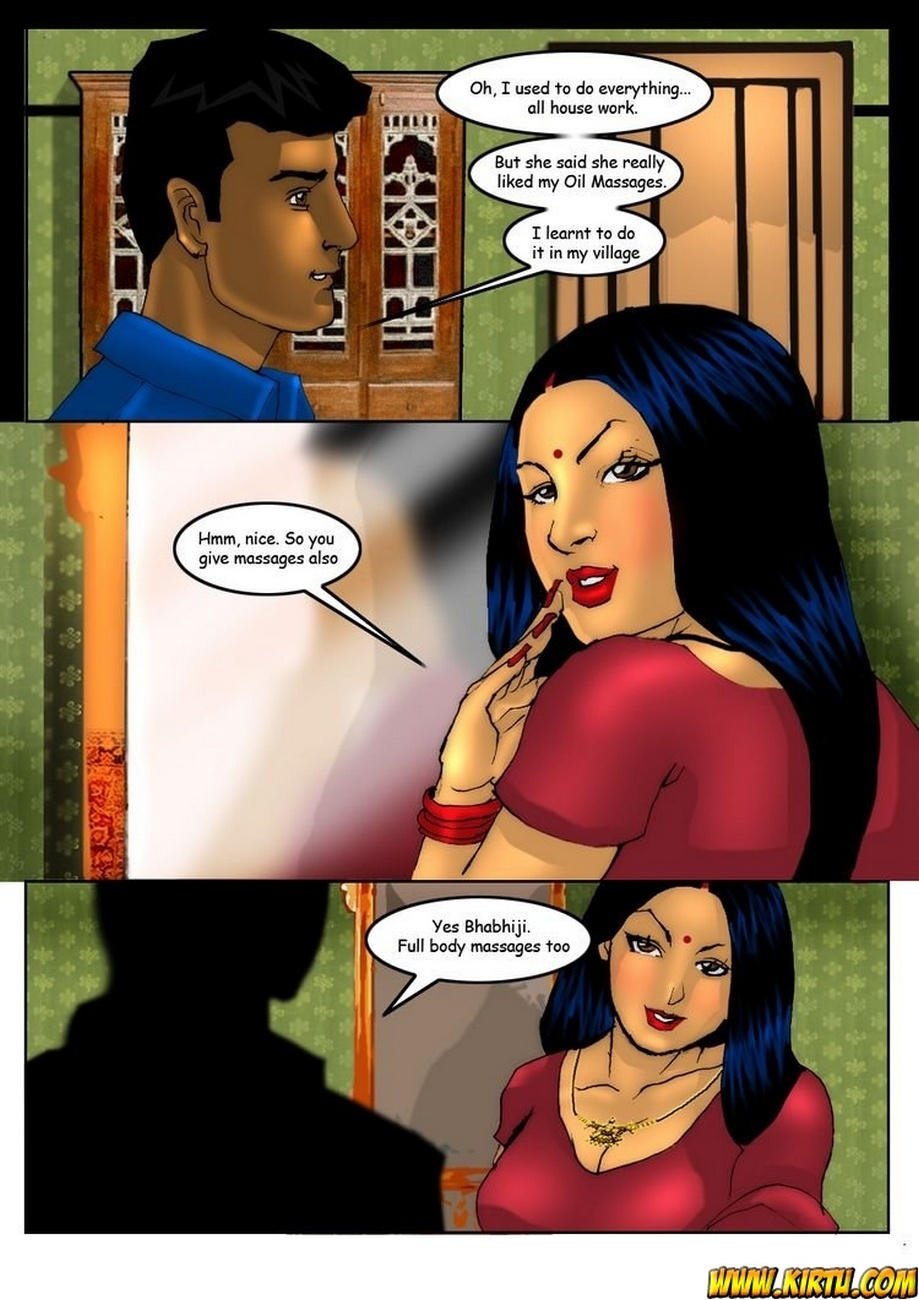 Savita Bhabhi 5 - Servant Boy 8 free sex comic