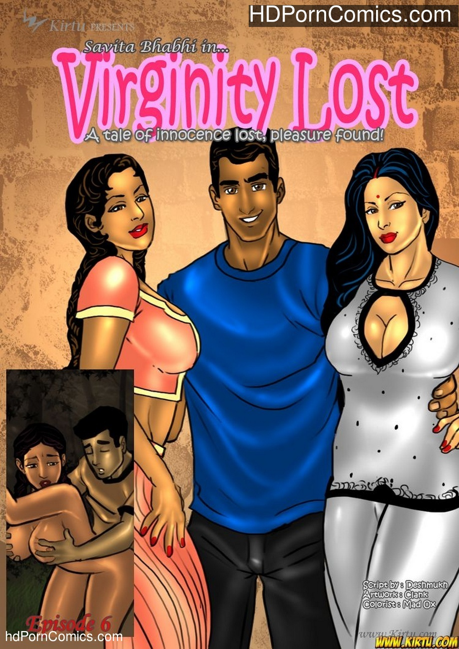 Savita Bhabhi 6 - Virginity Lost 1 free sex comic
