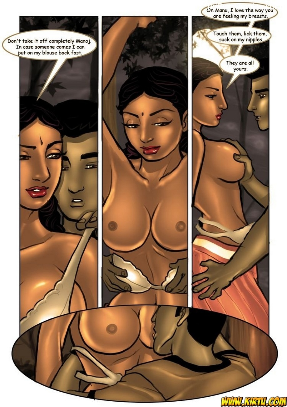 Savita Bhabhi 6 - Virginity Lost 15 free sex comic