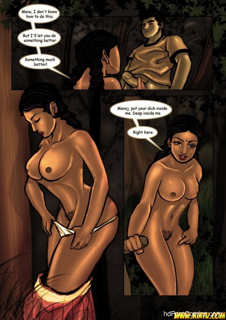 Savita Bhabhi 6 - Virginity Lost 19 free sex comic