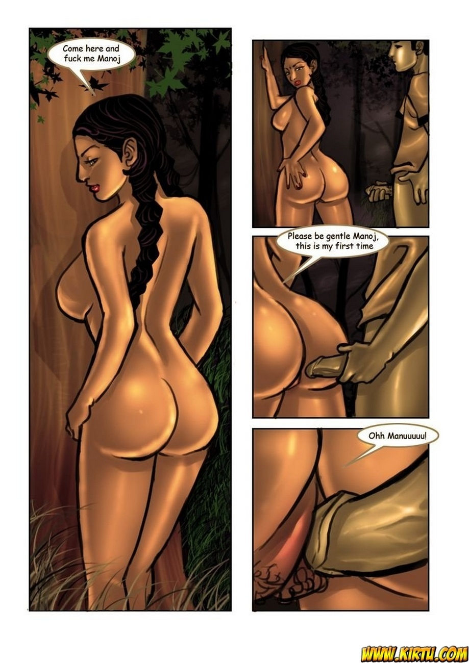 Savita Bhabhi 6 - Virginity Lost 20 free sex comic