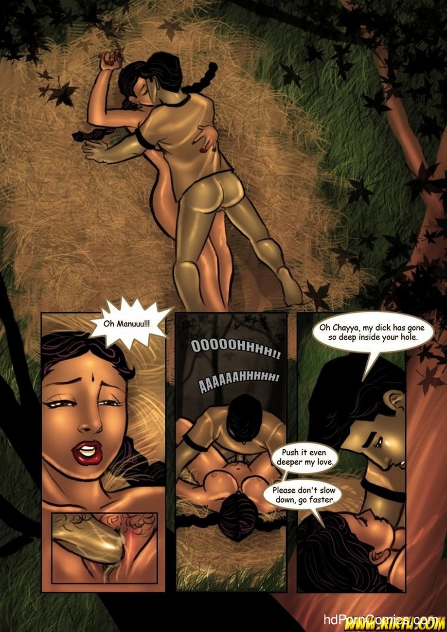 Savita Bhabhi 6 - Virginity Lost 22 free sex comic