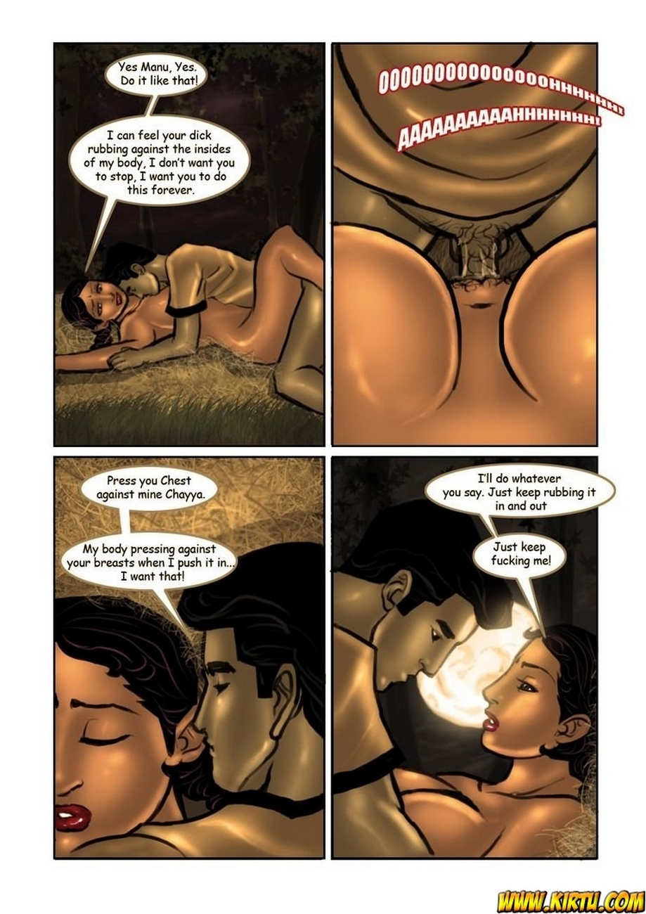 Savita Bhabhi 6 - Virginity Lost 23 free sex comic