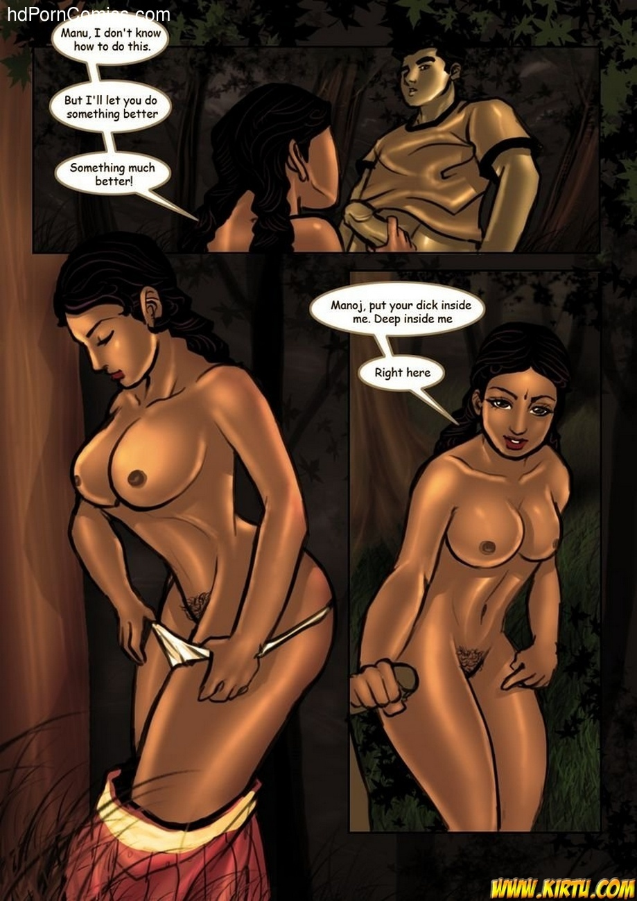 Savita Bhabhi 6 - Virginity Lost 25 free sex comic