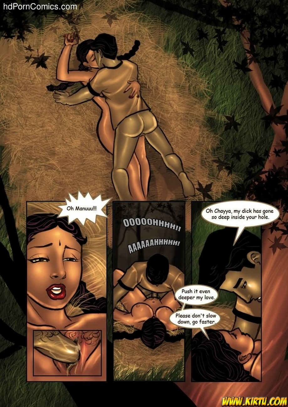 Savita Bhabhi 6 - Virginity Lost 29 free sex comic