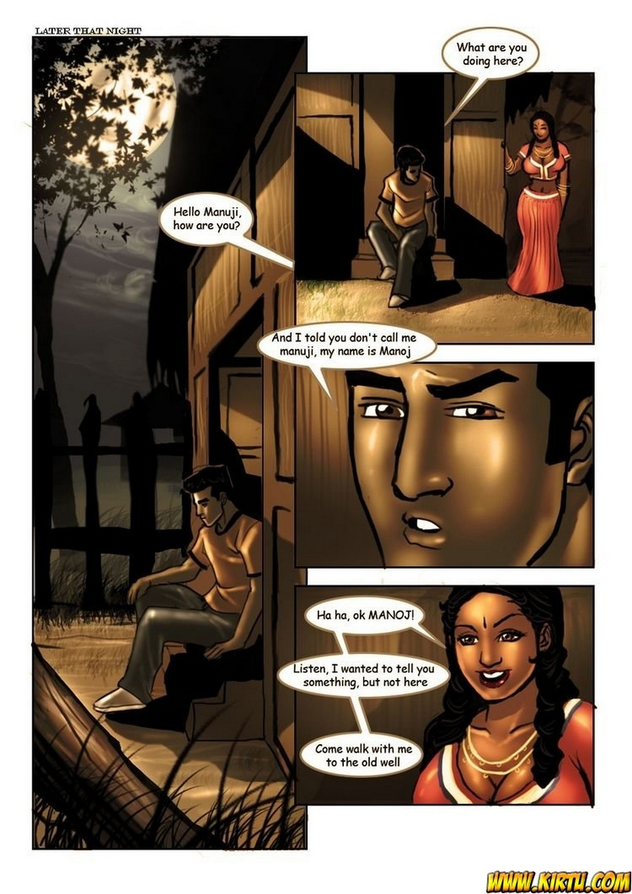 Savita Bhabhi 6 - Virginity Lost 6 free sex comic