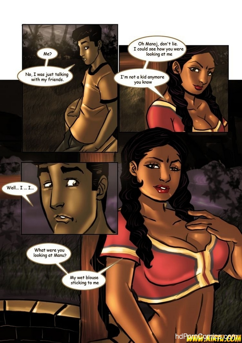Savita Bhabhi 6 - Virginity Lost 8 free sex comic