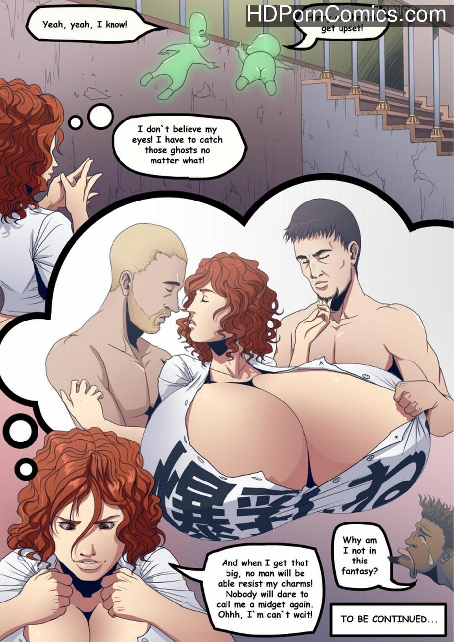 Scary Comic 1 Sex Comic