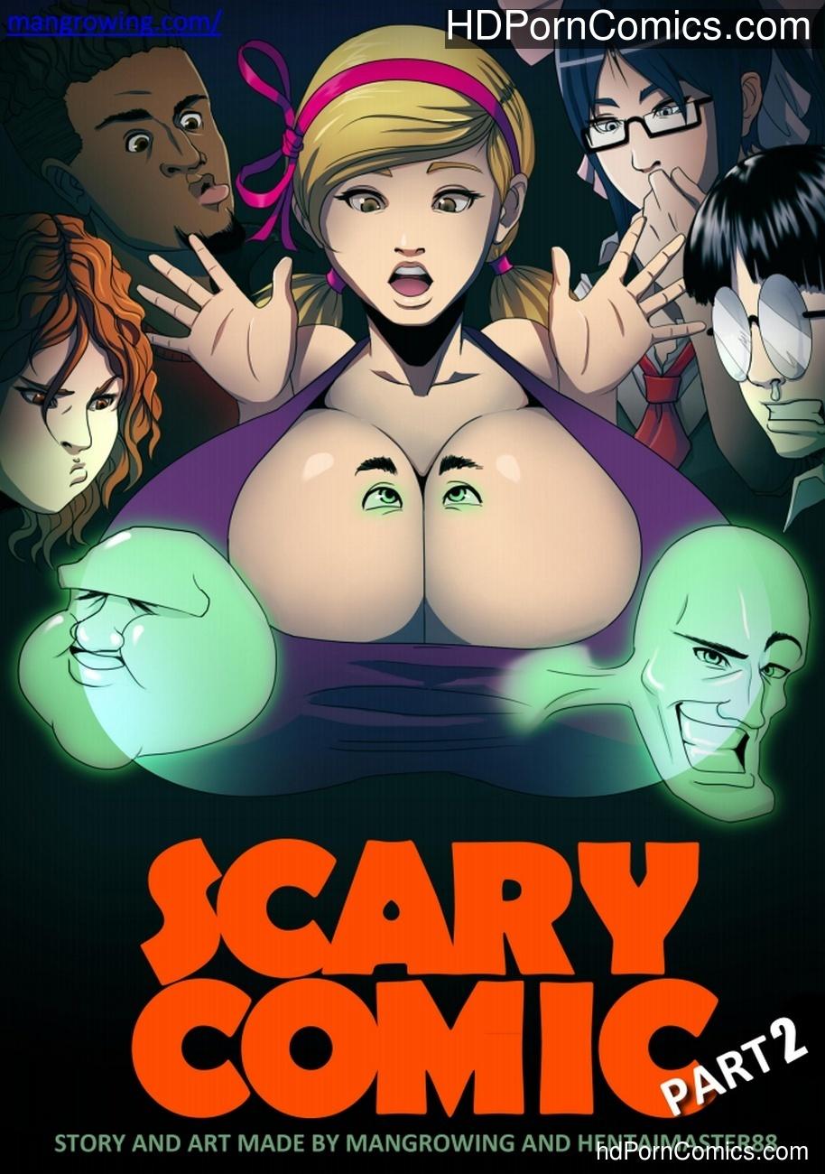 Scary Comic 2 1 free sex comic