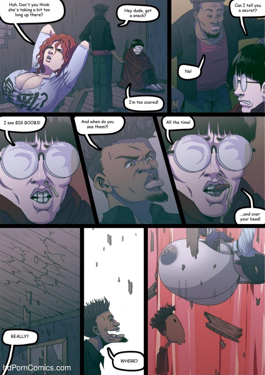 Scary Comic 2 4 free sex comic