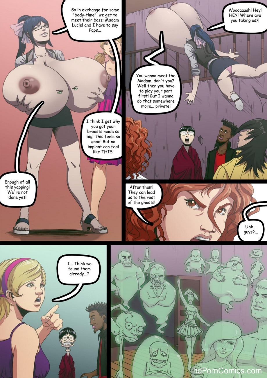 Scary Comic 2 6 free sex comic
