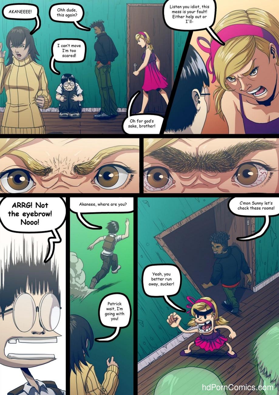 Scary Comic 2 9 free sex comic