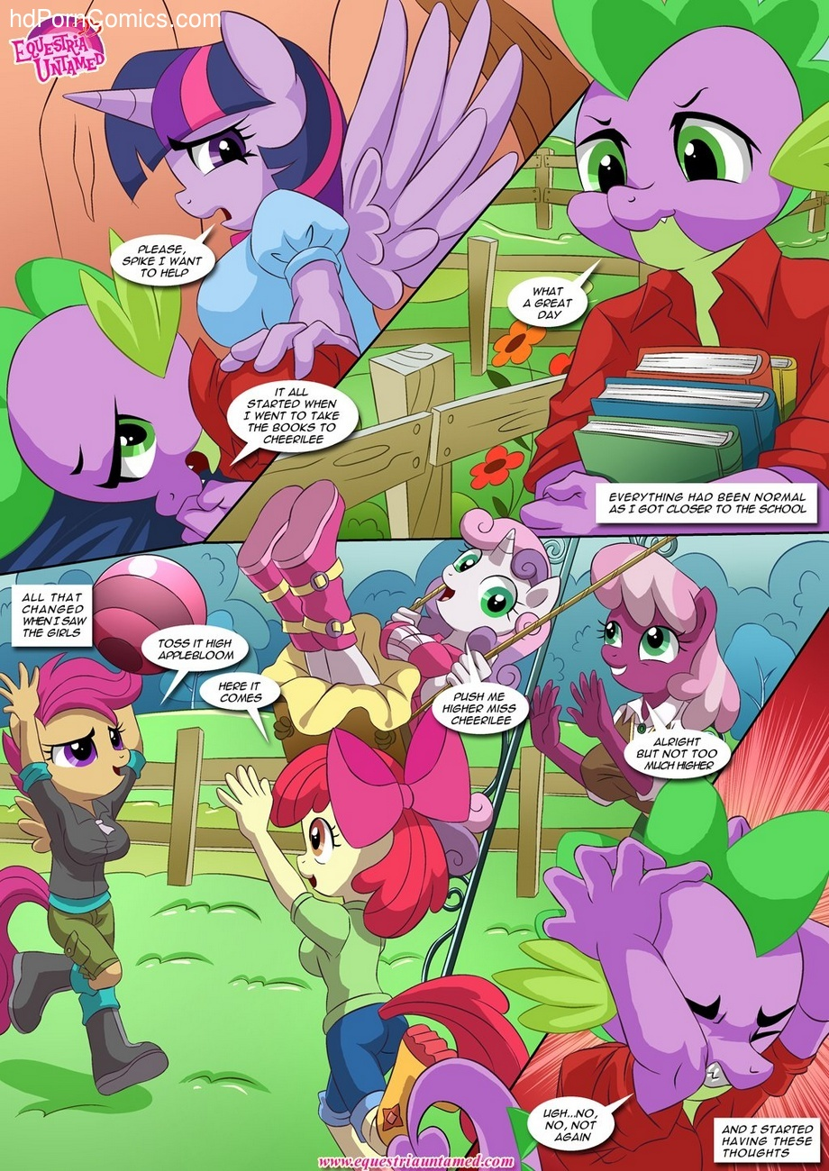 Sex Ed With Miss Twilight Sparkle 6 free sex comic