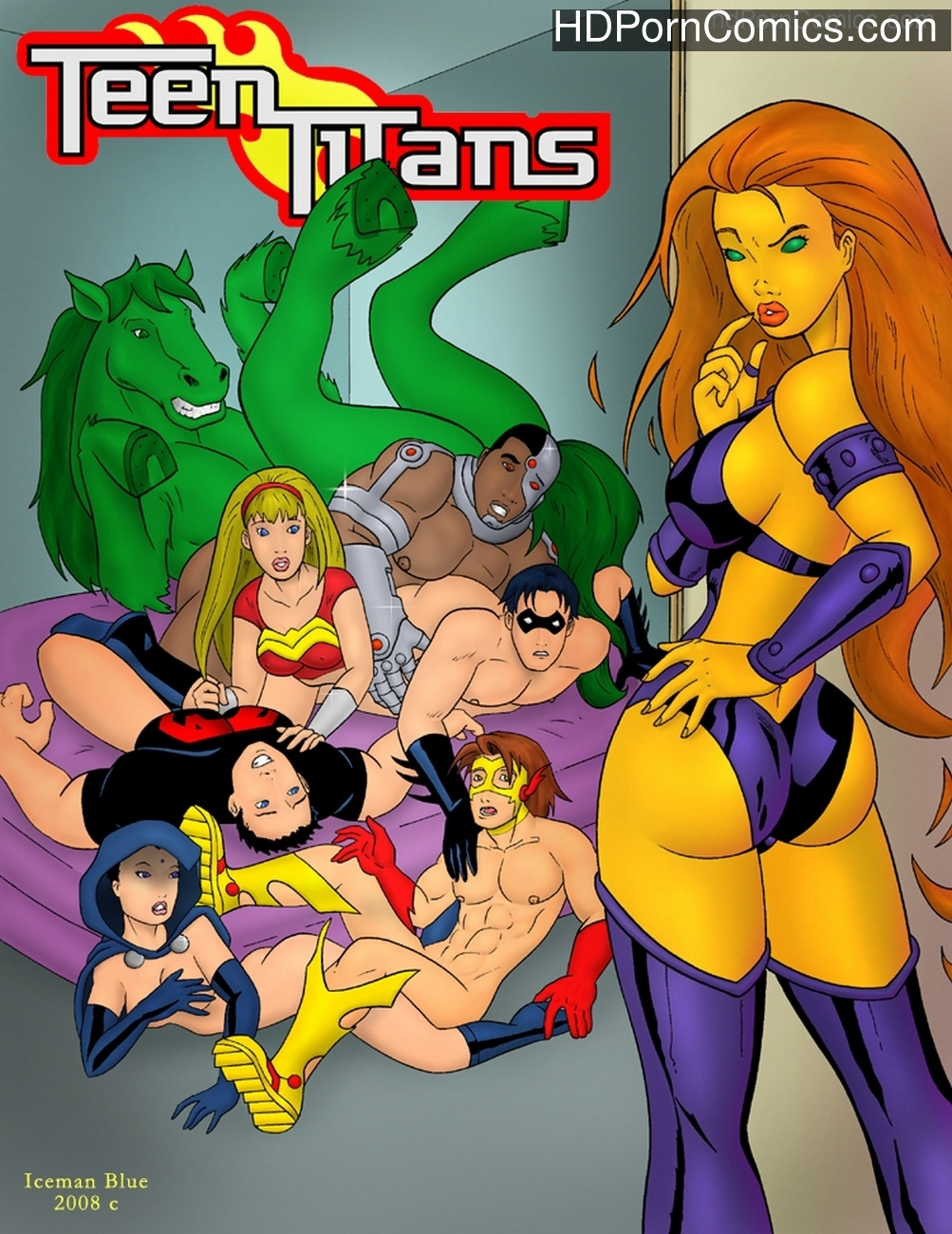 Sex Education Sex Comic