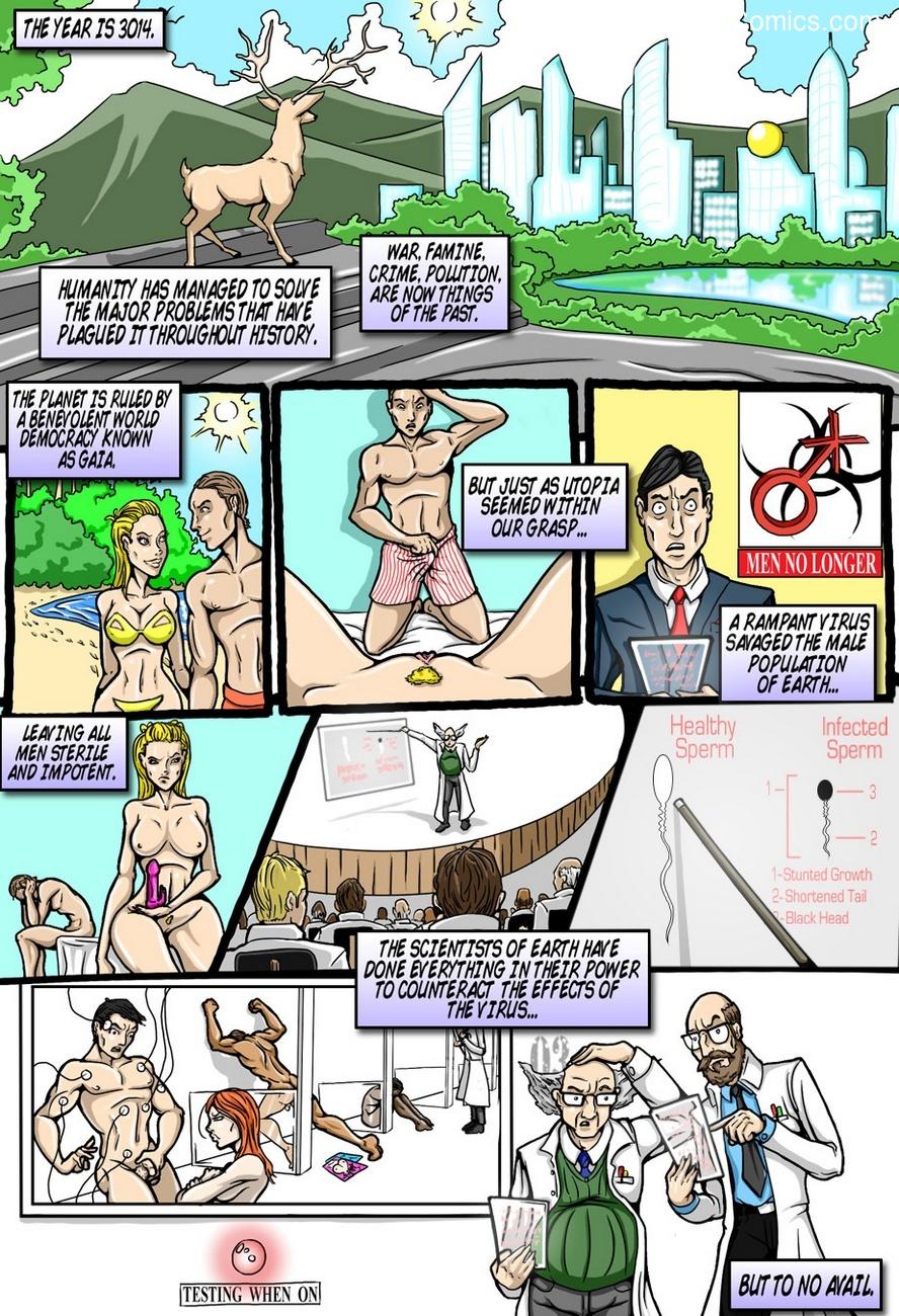 Sexplorers 6 Sex Comic - HD Porn Comics