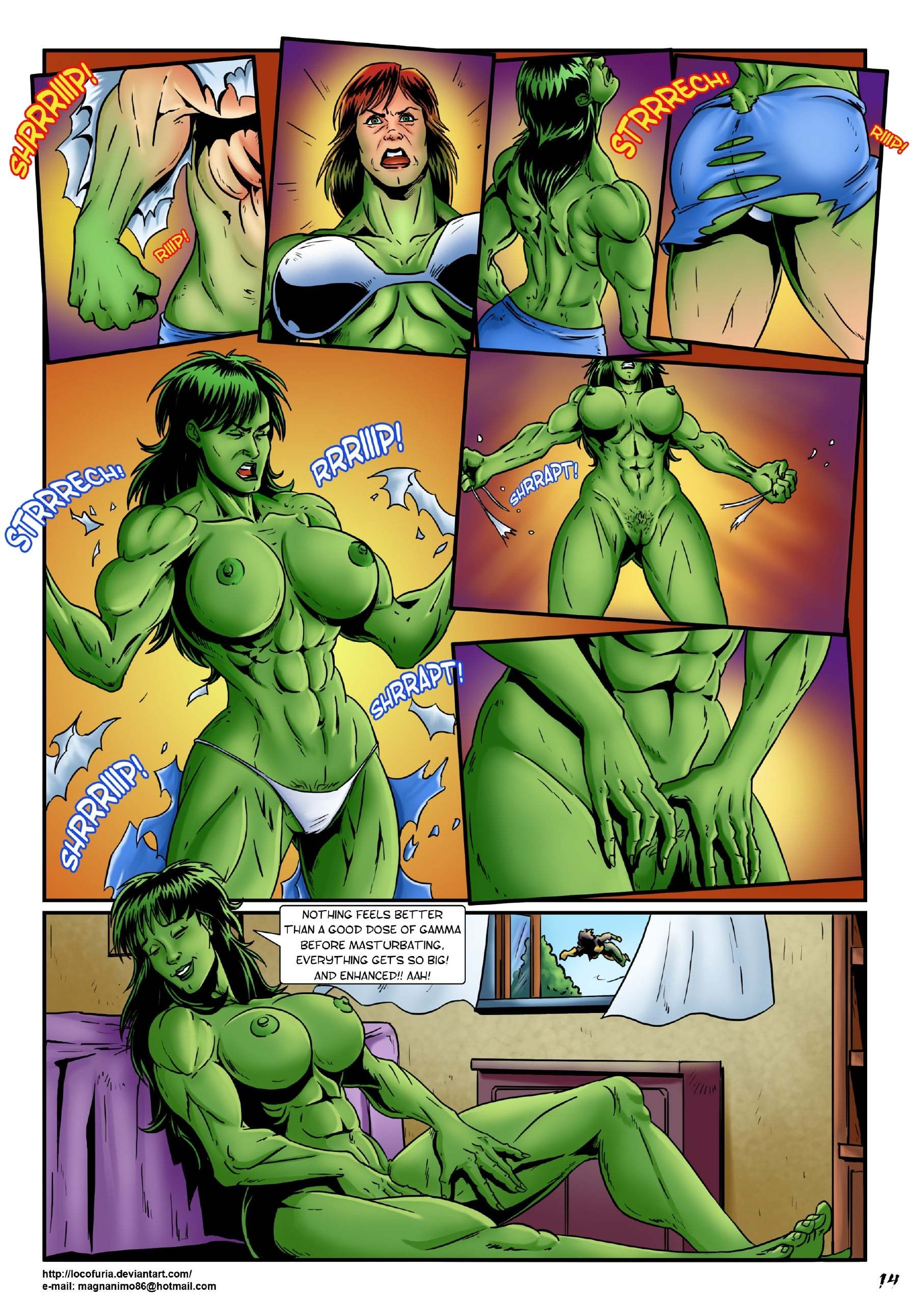 Sexy Moments15 free sex comic