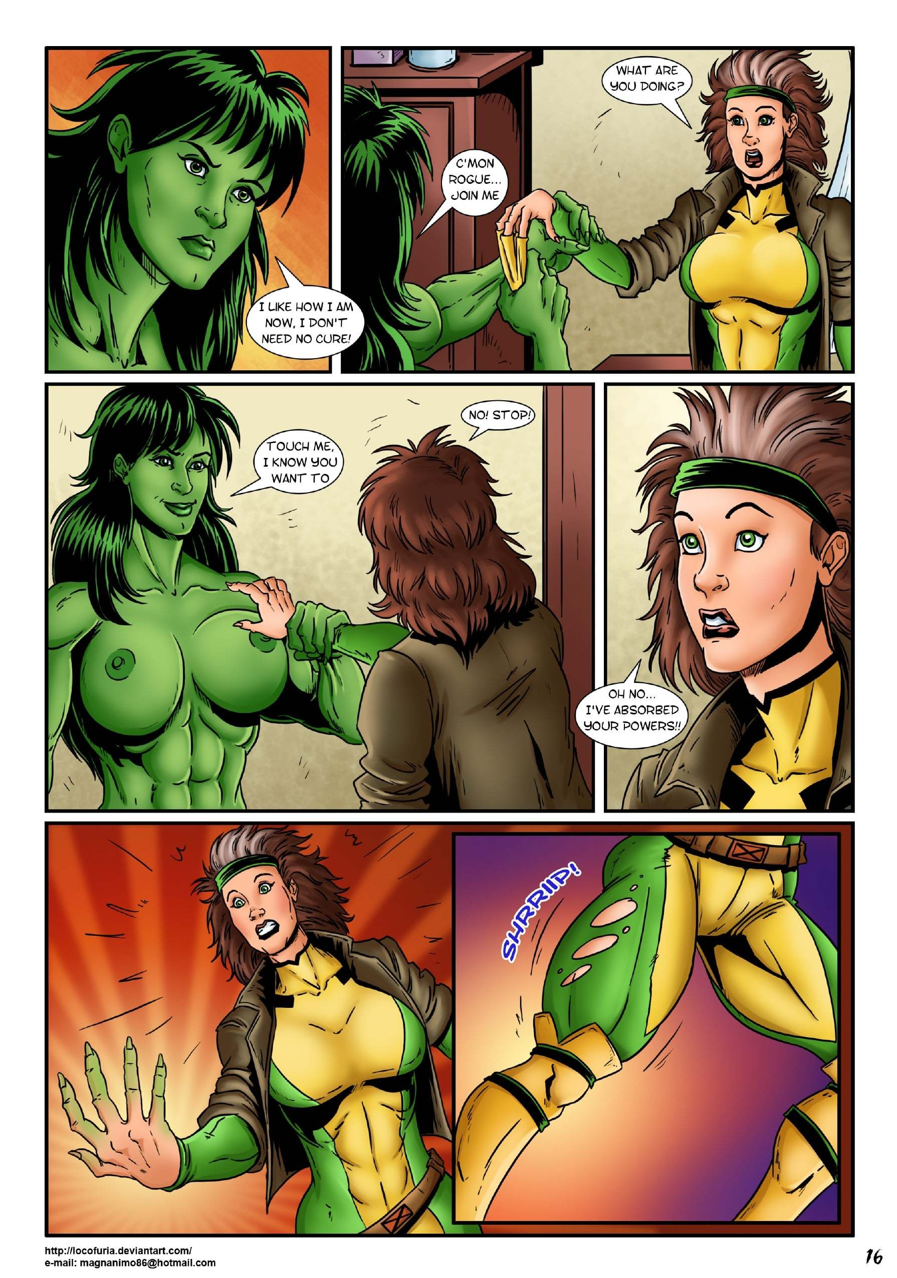 Sexy Moments17 free sex comic