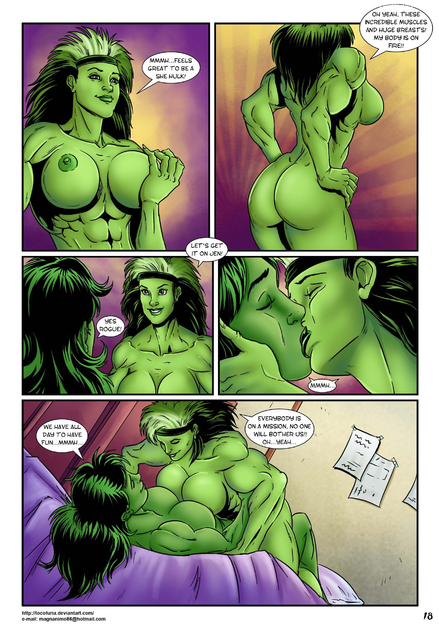 Sexy Moments19 free sex comic