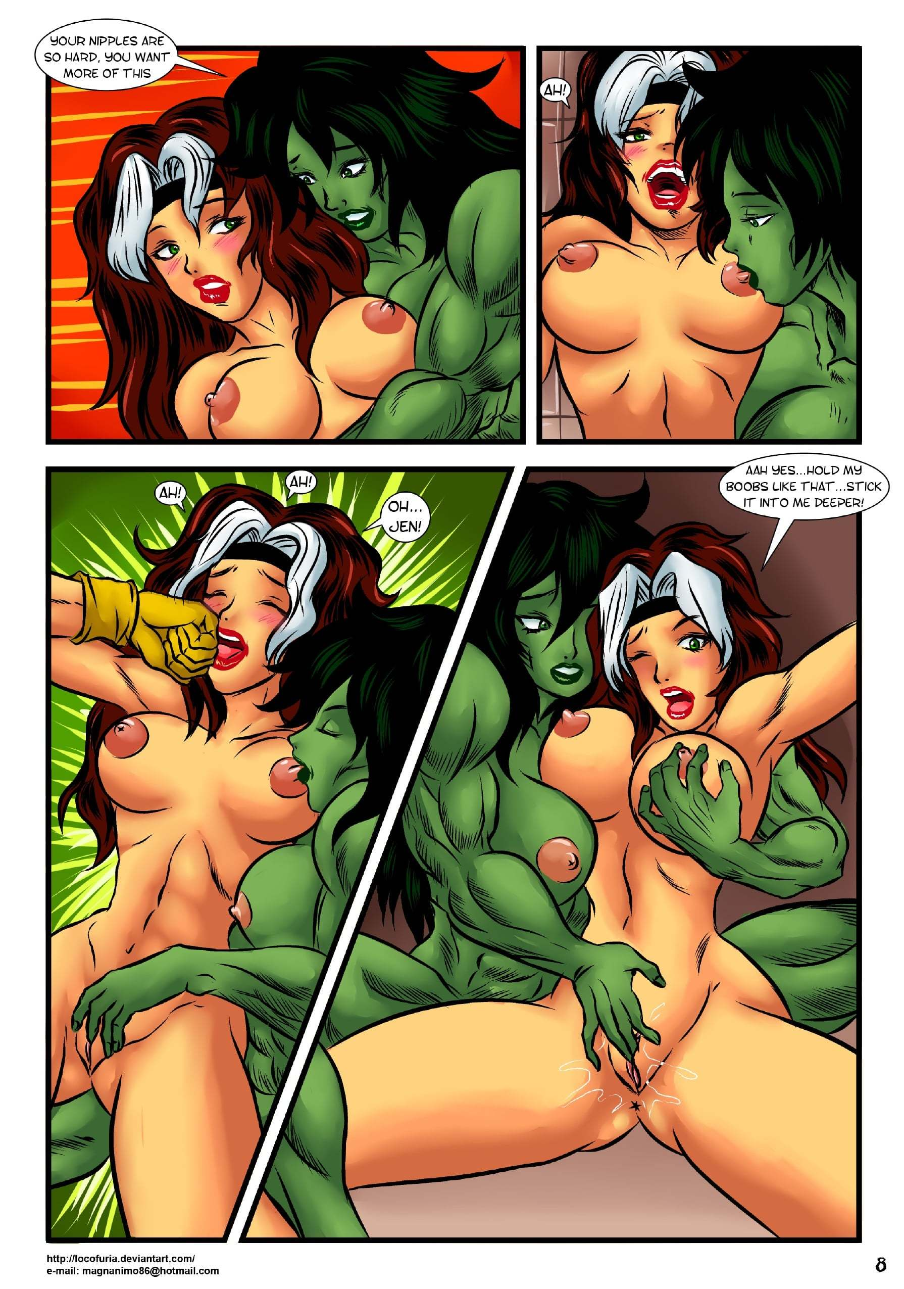 Sexy Moments9 free sex comic