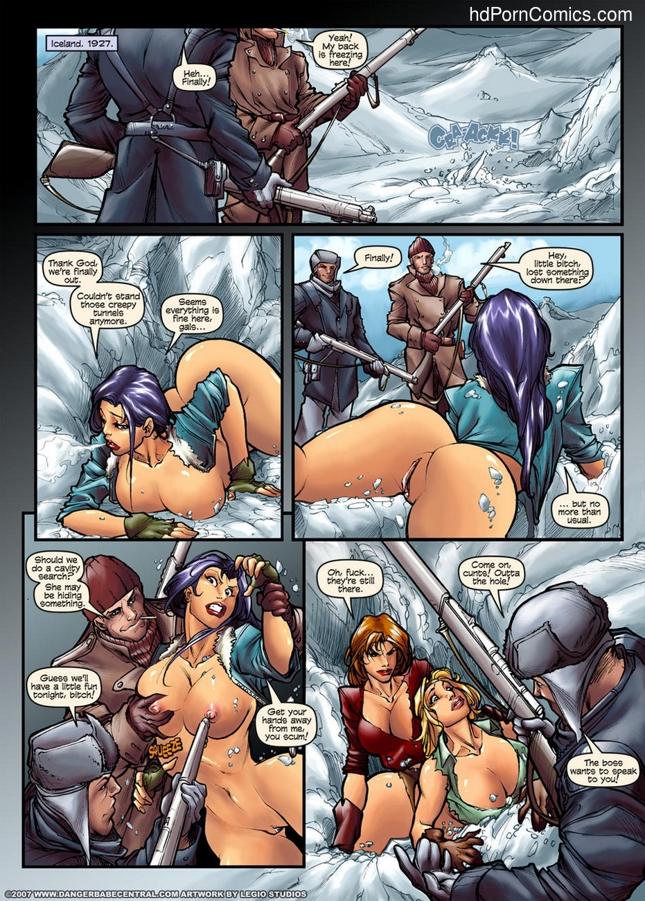 Sexy Seekers 1 - A Warm And Slimy Welcome 17 free sex comic