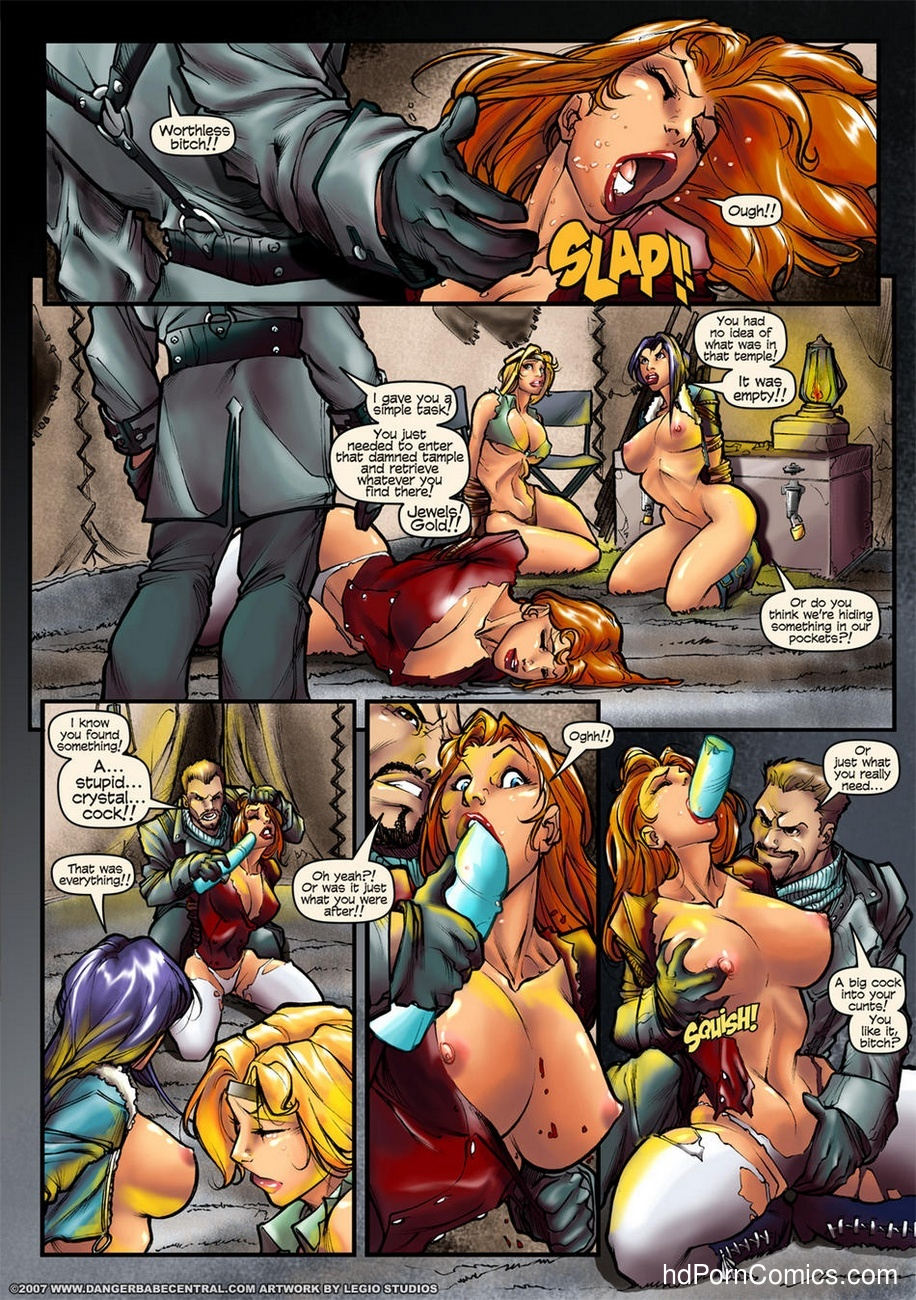Sexy Seekers 1 - A Warm And Slimy Welcome 18 free sex comic