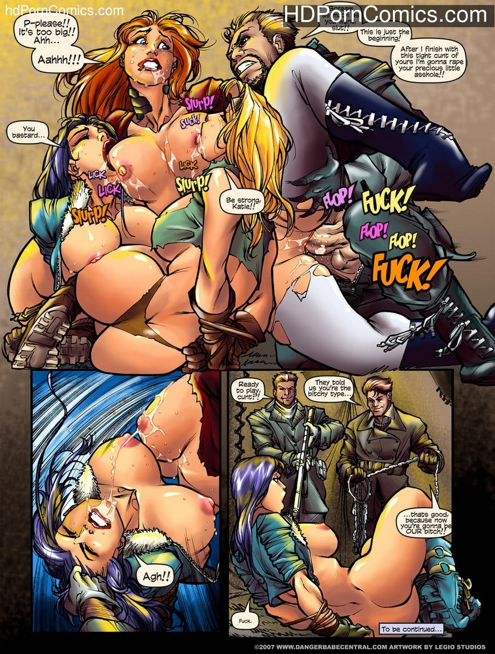 Sexy Seekers 1 - A Warm And Slimy Welcome 21 free porn comics
