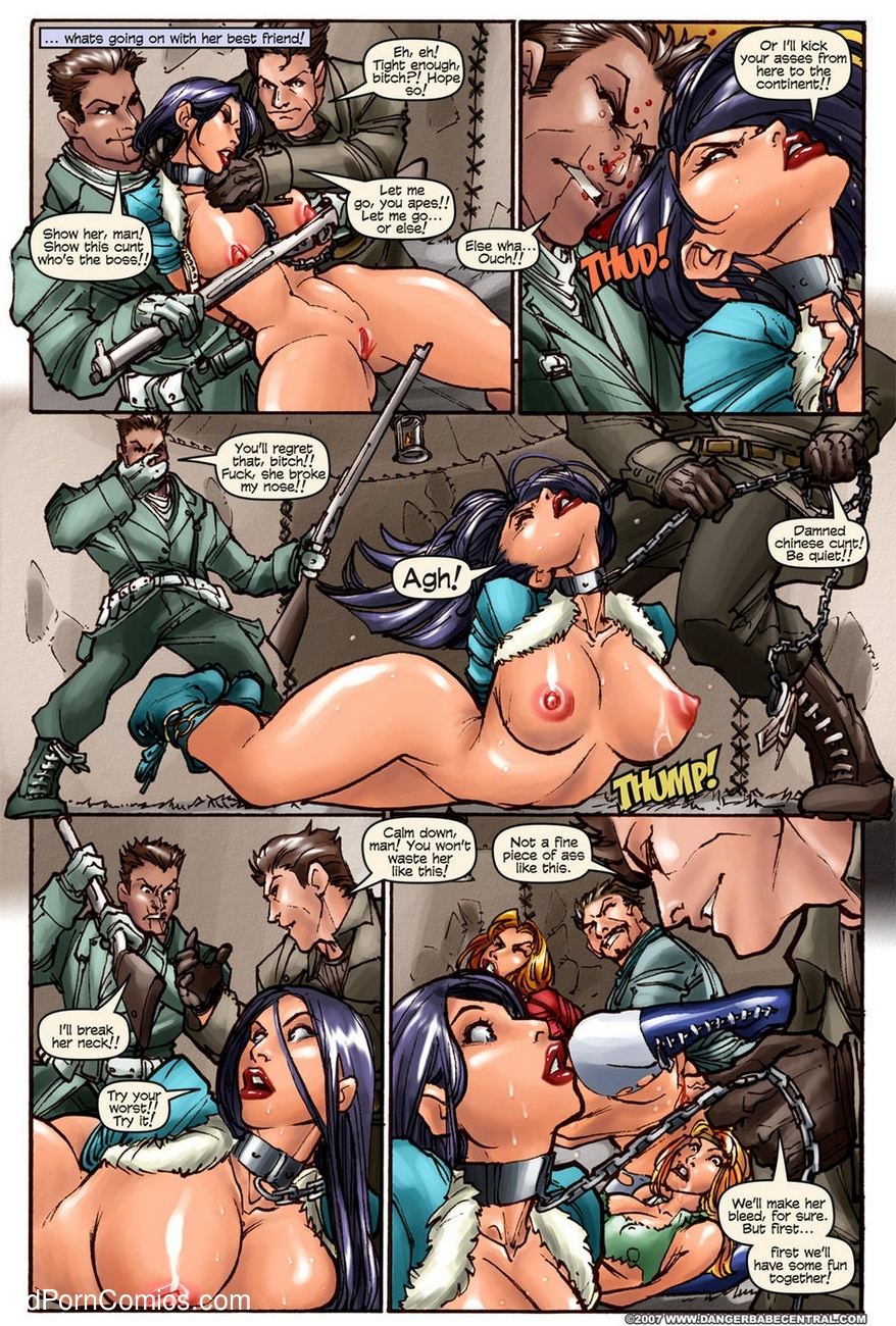Sexy Seekers 1 - A Warm And Slimy Welcome 23 free sex comic
