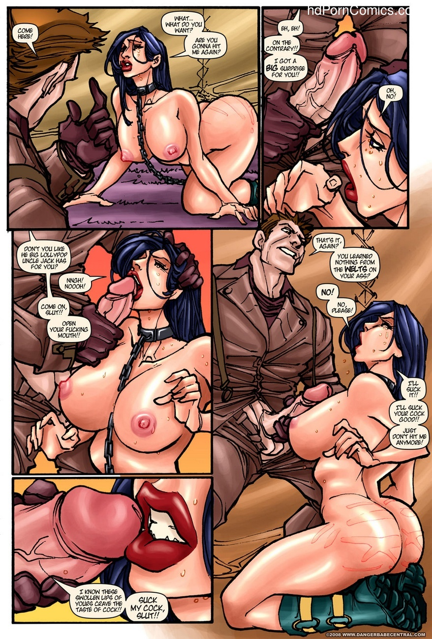 Sexy Seekers 1 - A Warm And Slimy Welcome 33 free sex comic