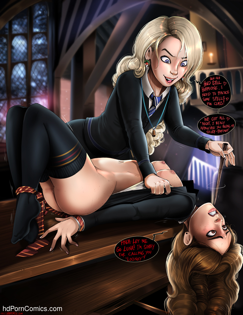 Hermione granger porn pictures