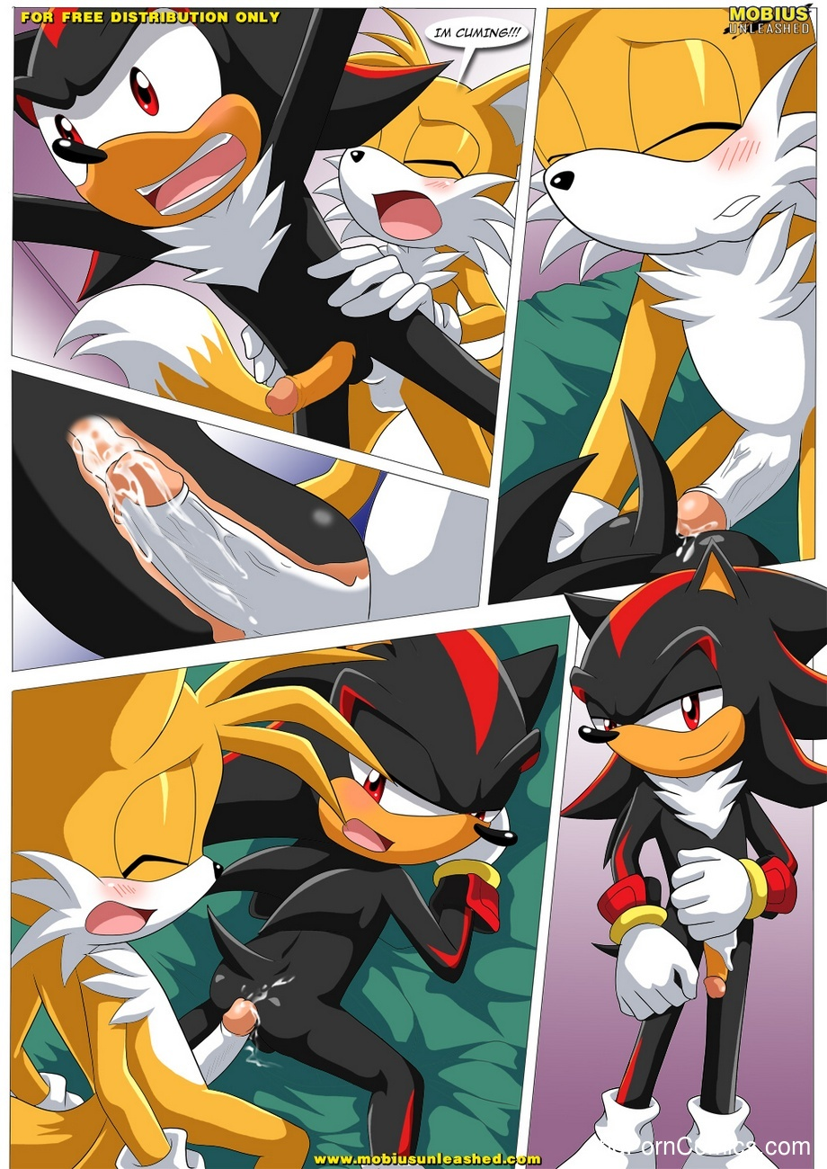 Shadow And Tails 4 free sex comic