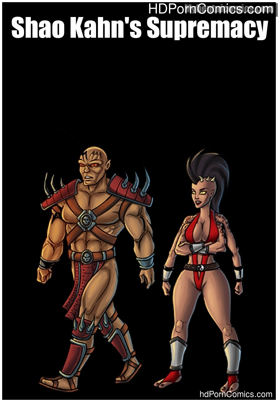 Shao Kahn's Supremacy comic porn