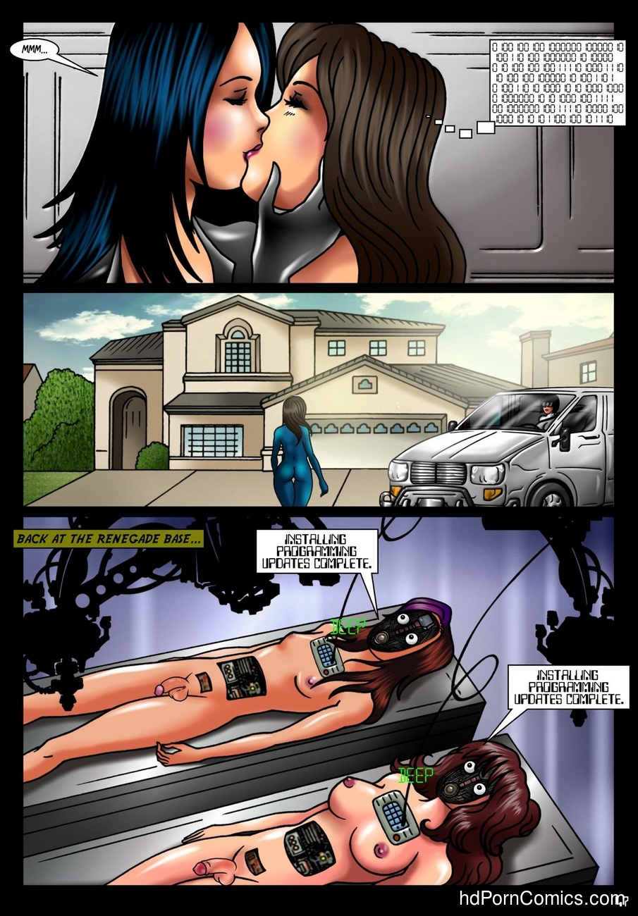 Shemale-Android-Sex-Sirens-Renegades48 free sex comic