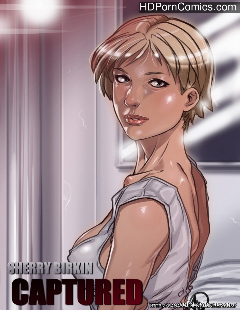 Sherry Birkin Captured 1 free sex comic