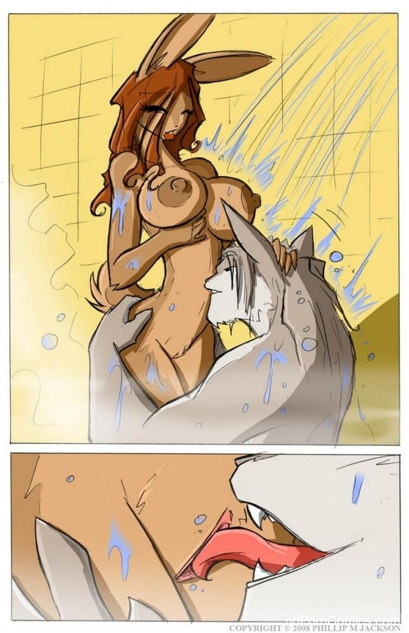 Shower And Steam 8 free sex comic