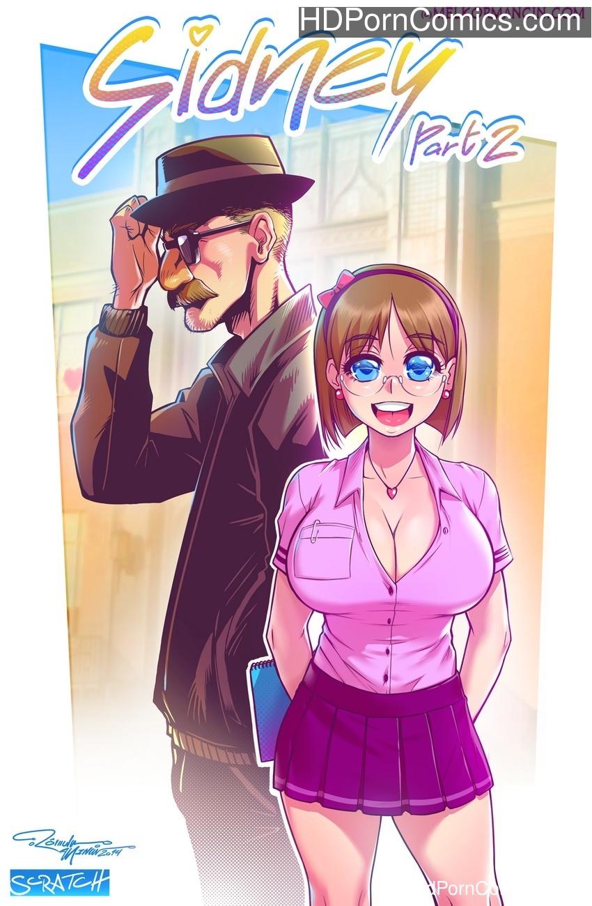 Sidney 2 Sex Comic