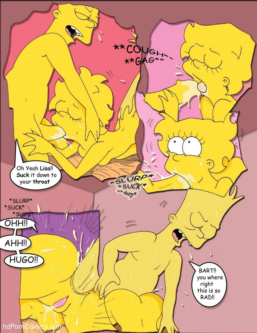 Simpcest 20 free sex comic