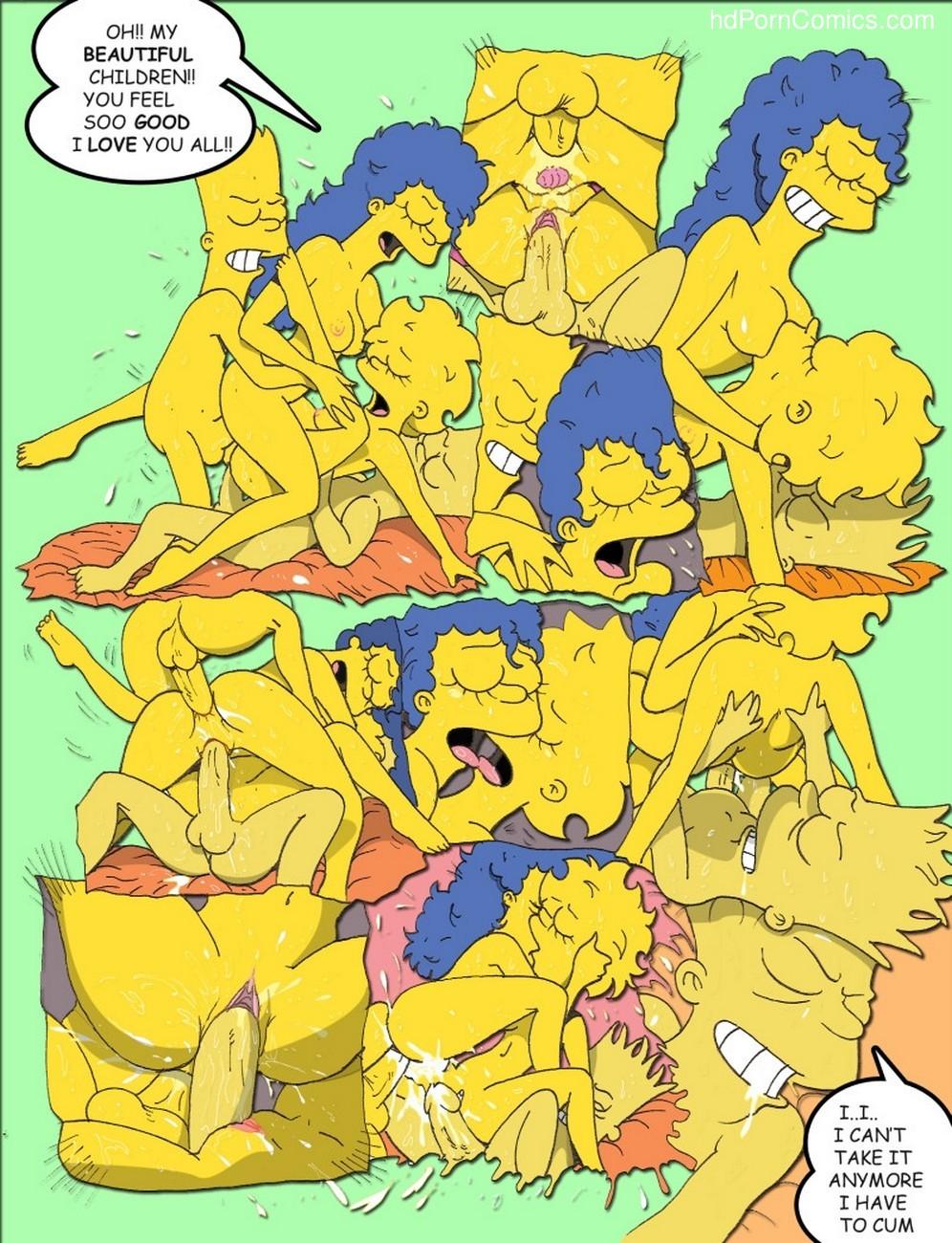 Simpcest 23 free sex comic
