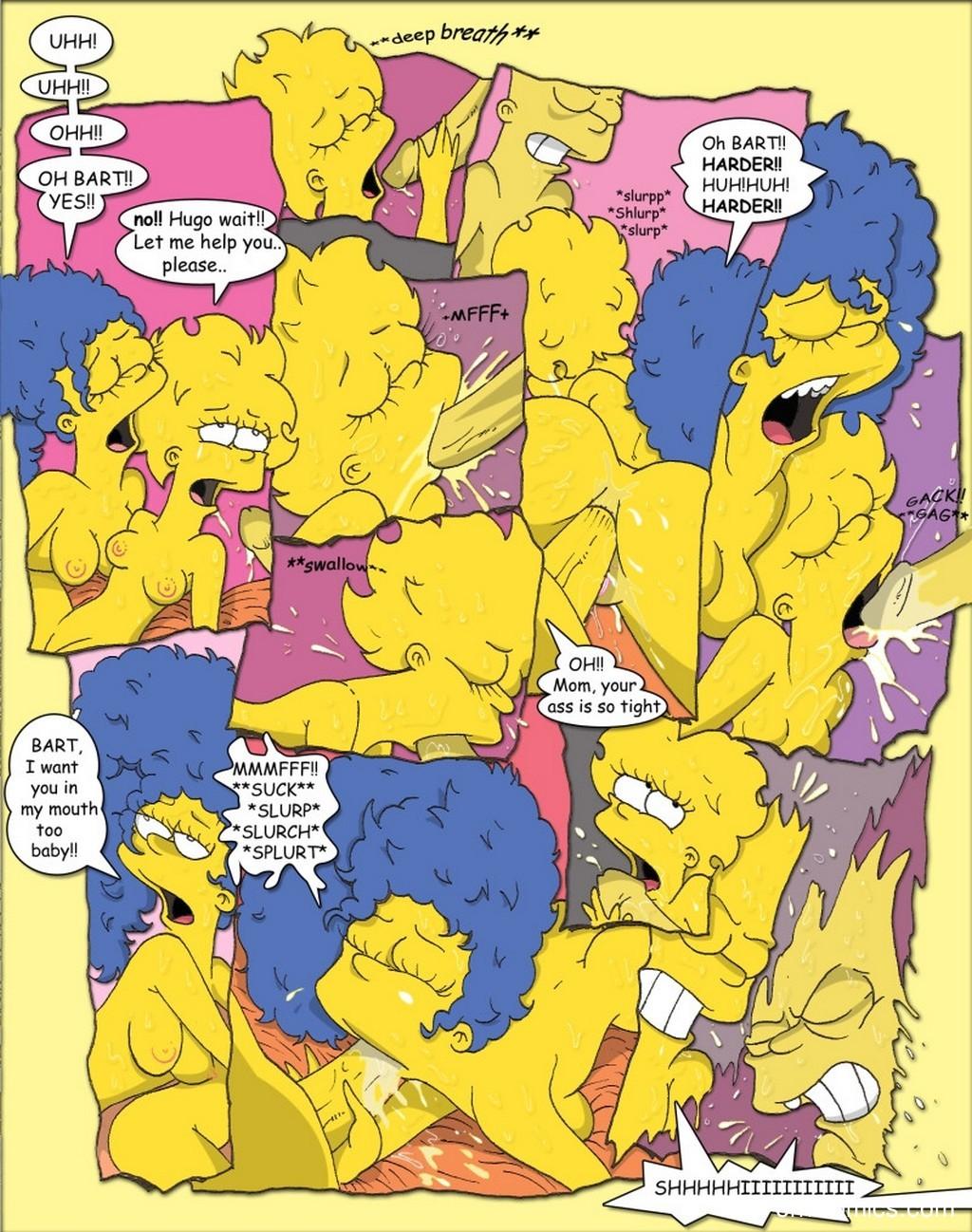 Simpcest 24 free sex comic