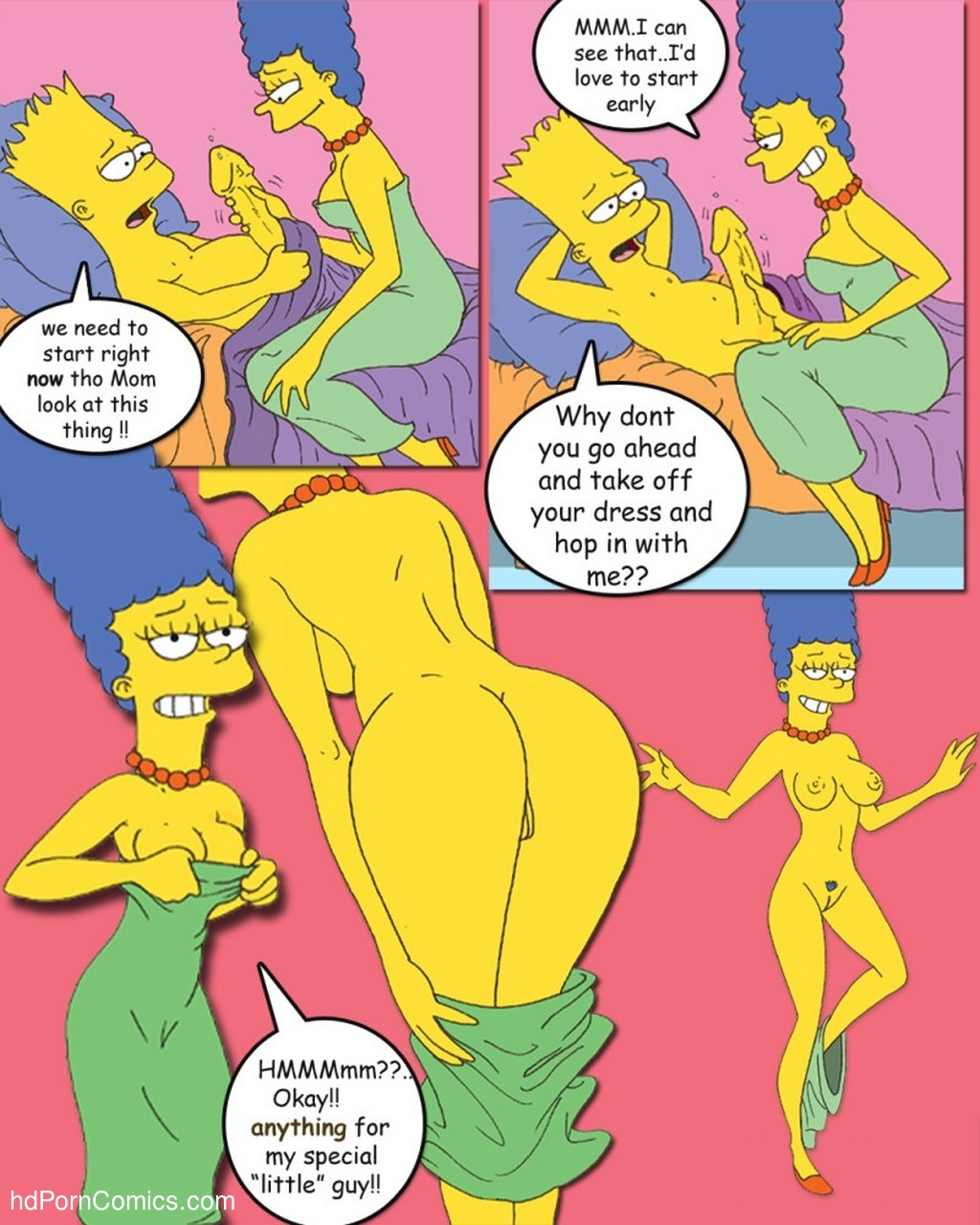 Simpcest 3 free sex comic