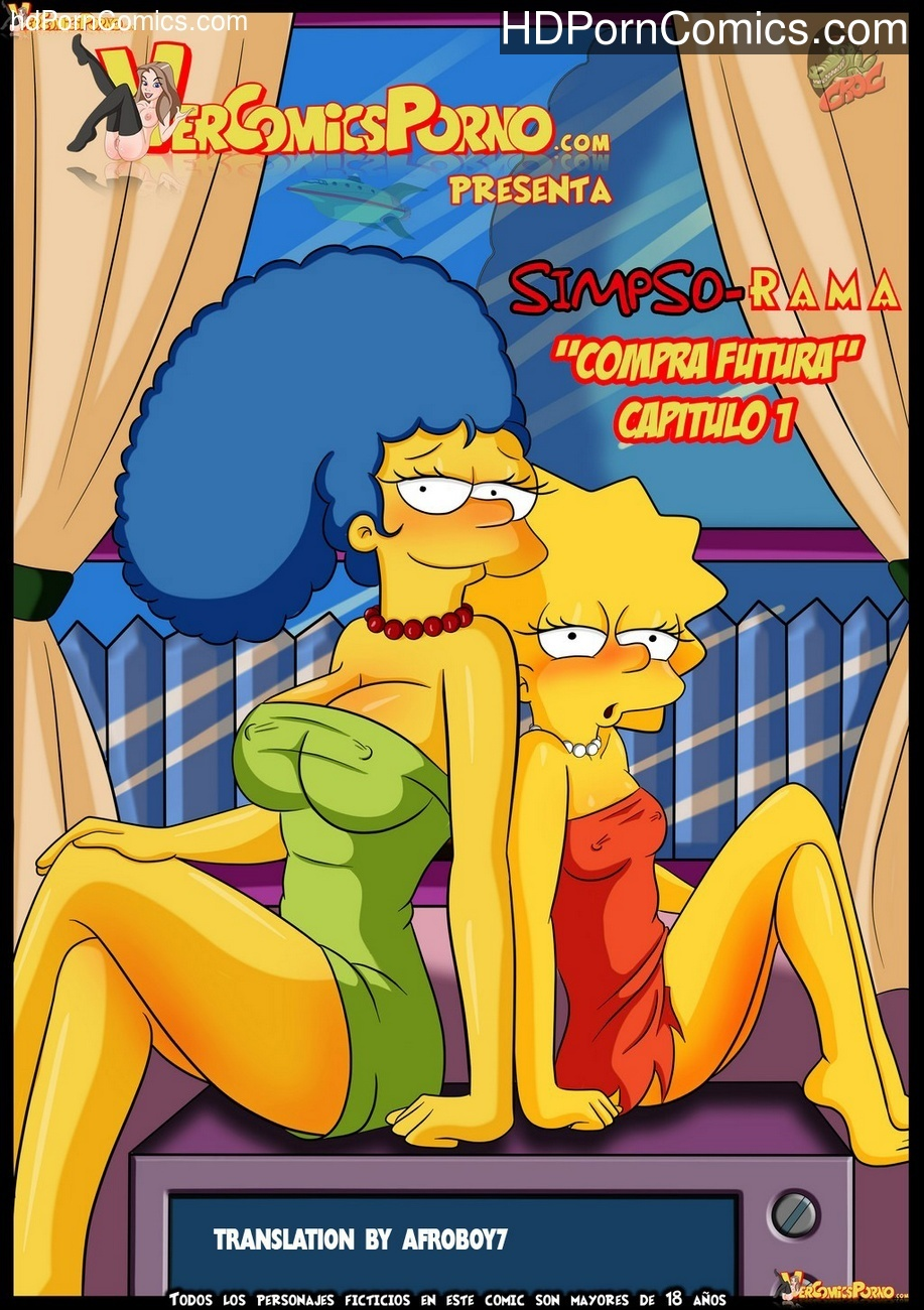 Simpso-Rama – Future Purchase 1 Sex Comic