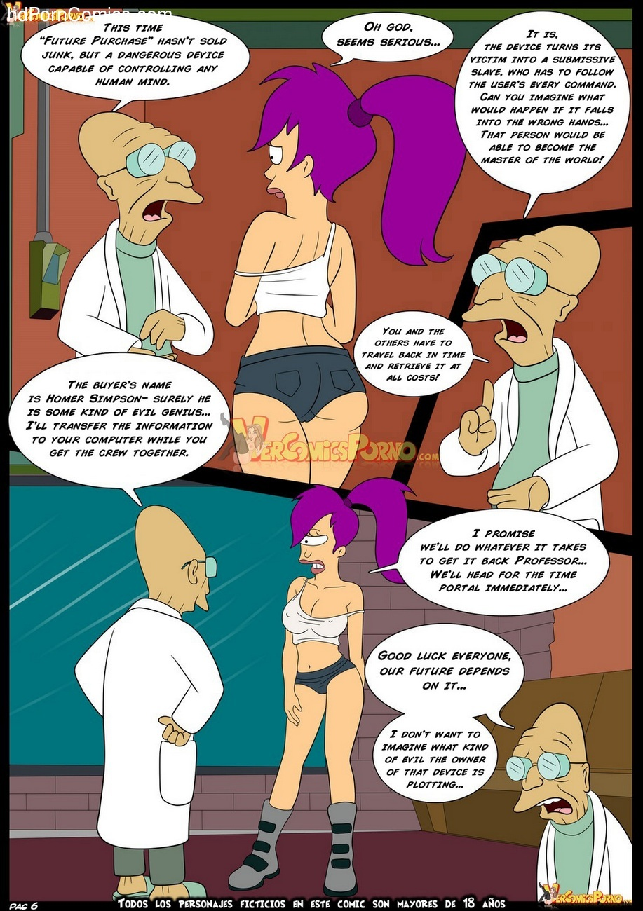 Simpso-Rama - Future Purchase 1 7 free sex comic