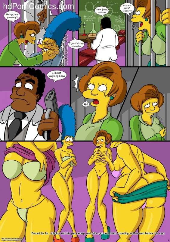 free cartoon porn forced - ... Simpsons -Treehouse of Horror5 free sex comic