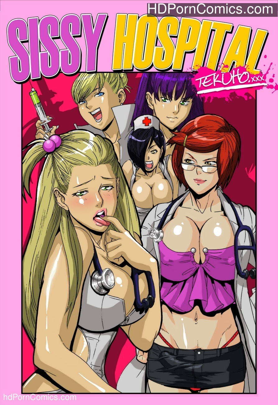 Sissy Hospital Sex Comic