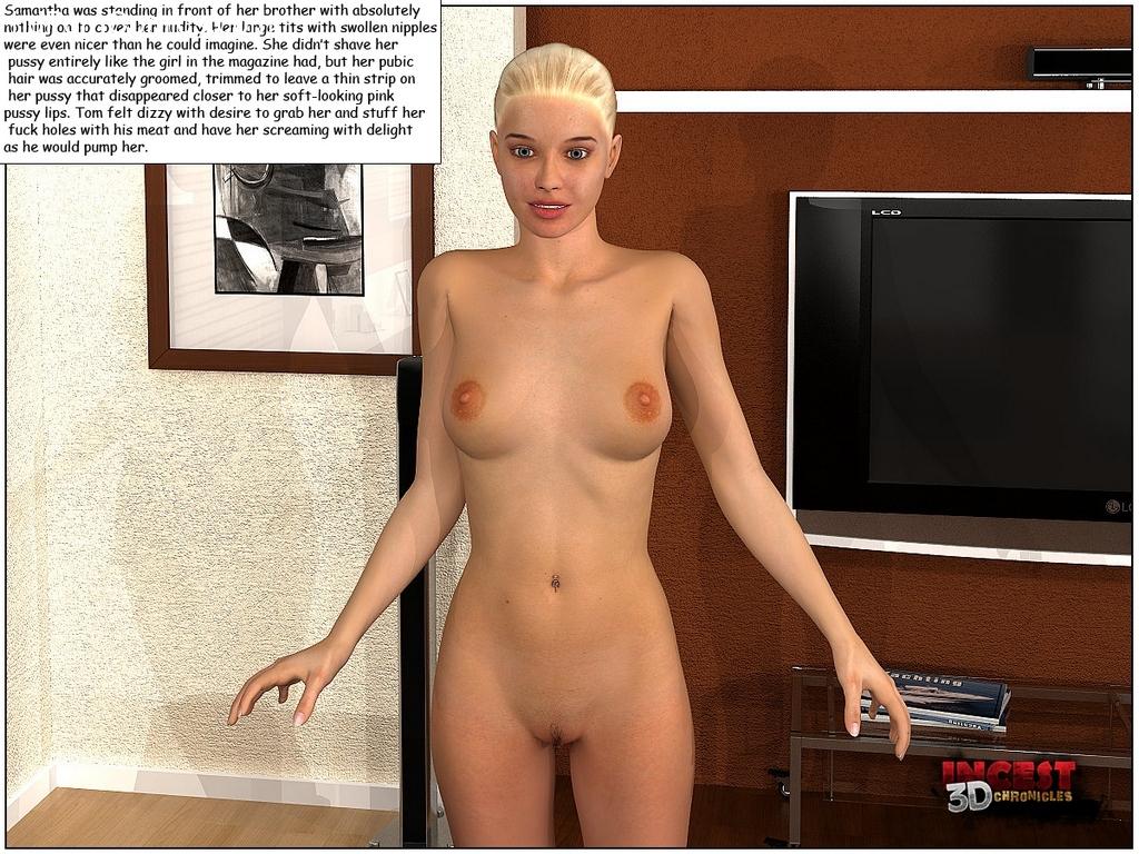 Sister Love 26 free sex comic