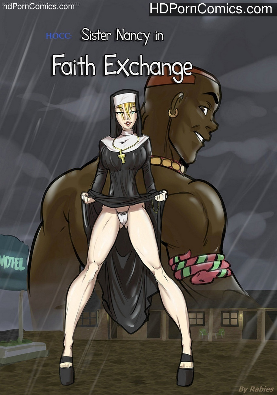 Sister Nancy In Faith Exchange Sex Comic