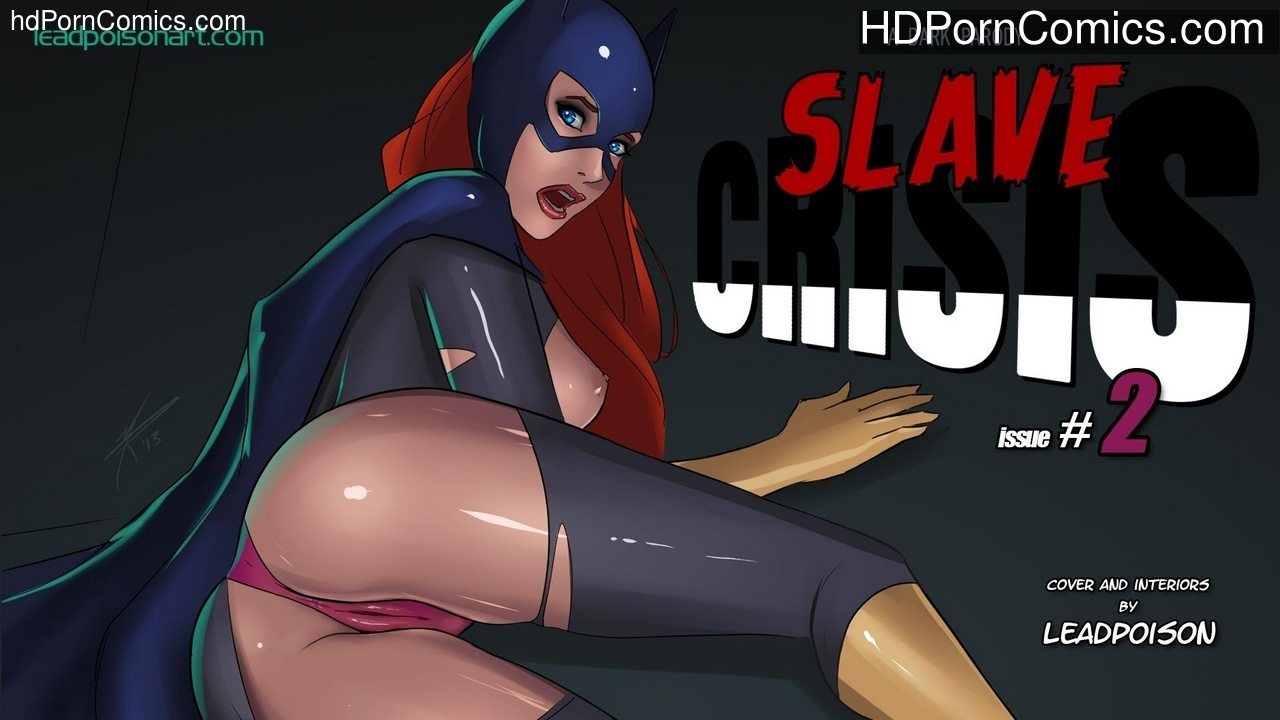 Slave Crisis 2 – The Dark Maiden Sex Comic